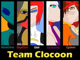 Team Clocoon by LiveFree116