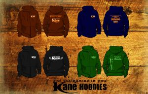 Christian Kane hoodies by Adder24