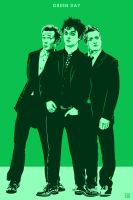 Green Day by monsteroftheid