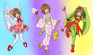 20 Years of Cardcaptor Sakura by The-Sakura-Samurai