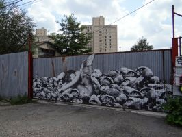 In Situ Art Festival - Fort d'Aubervilliers - 1 by IsK4nD3R