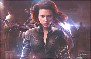 Avengers - black Widow by VenGhost