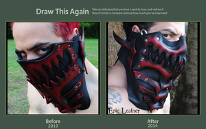 Assassin Dragon Draw This Again Meme by Epic-Leather