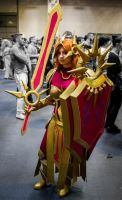 Leona - League of Legends by NDC880117