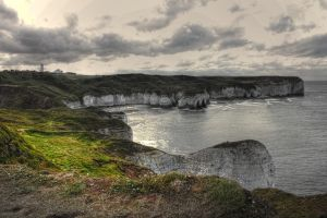 some cliffs by mosstd