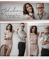 Pack png 889: Chloe Bennet and Clark Gregg by BraveHearts-PNGS