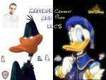 Daffy and Donald Duck by Jacoripper