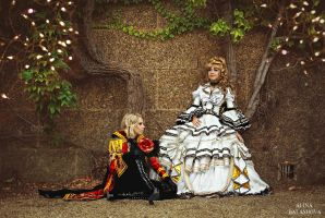 versailles - holy grail by Mana-himeI