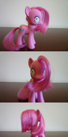 MLP Custom - Pinkamena by CRASHANOMICS