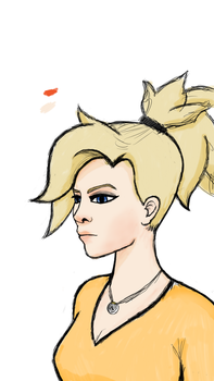 Mercy by FoxTail8000