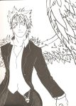 The Angel Markus:  unfinished by Gawd-of-Sand