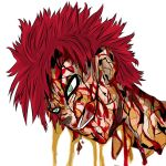 bloody gaara by veggwhale