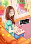 Cover Belie by marvi92