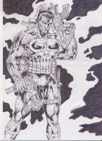 Punisher by Capocyan-Arvin