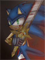 .Sonic The Hedgehog. by WAaTam