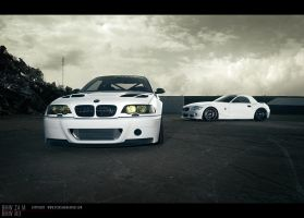 BMW Z4 BMW M3 - cloudy by dejz0r
