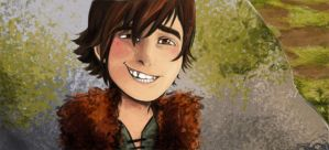 hiccup baby by natsuoyouji