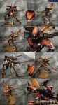 Eldar Revenant Red Snake 1 by Atropos907