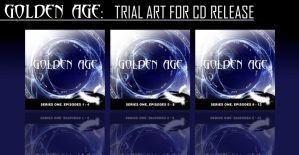 Golden Age Series 1 CD Covers by Enker