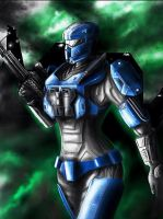 HALO Female EOD SPRTN request by jose144