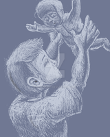 Cat's in the Cradle -wip- by GazTV-inc