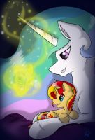 There's Always Light by Lyx-D