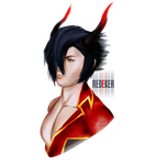 Redeker Bust by Seraphoid