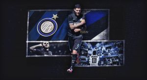 MAURO ICARDI WALLPAPER by danielebetter
