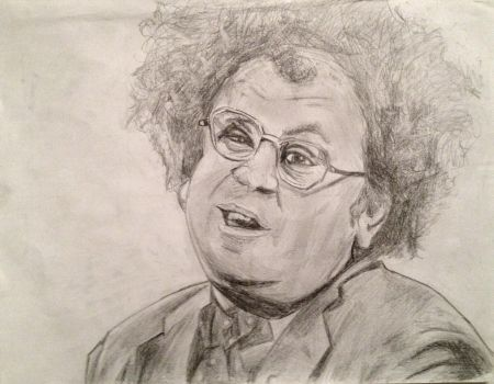 Dr. Steve Brule by AmosZZ