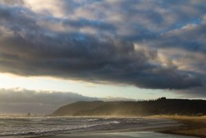 Cannon Beach, Oregon by mofig