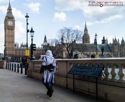 Connor heading for Westminster 2 by TPJerematic