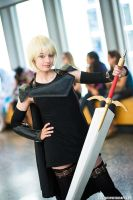 Claymore Cosplay by HeikiC