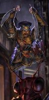 Paizo Pathfinder Assassinate target by PTimm