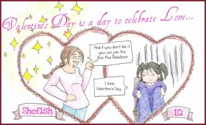 Love is in the Air by angelfishuriel