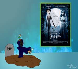 Cloaked Critic Reviews Corpse Bride