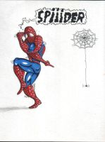 spider by Makuwo