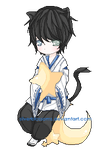 AT: Neko by silverblossoms