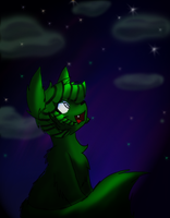 Contest entry- count the stars. by hawkfurze