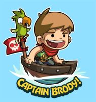Captain Brody by DerekLaufman