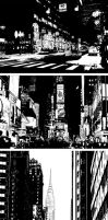 D13 Sketchy City Tests by robertllynch