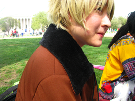 APH: His Jacket by squishtastic