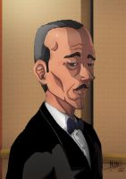 Alfred at your service by Manu-G