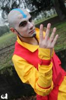 Aang_Two coins by Gixye