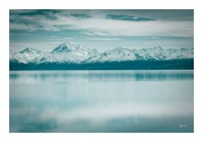 Mt Cook by anjules