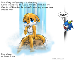 Tails' secret revealed by nime080