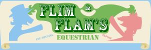 Flim and Flam's Eye-Opening Equestrian Expose by Sym-Kensaki