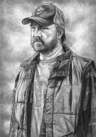 Bobby Singer by lupinemagic