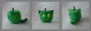 Apple Catfruit Plush by Catfruits