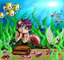 Under the Sea by zenia