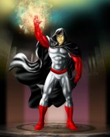 Commish 151: Magus by rhardo
